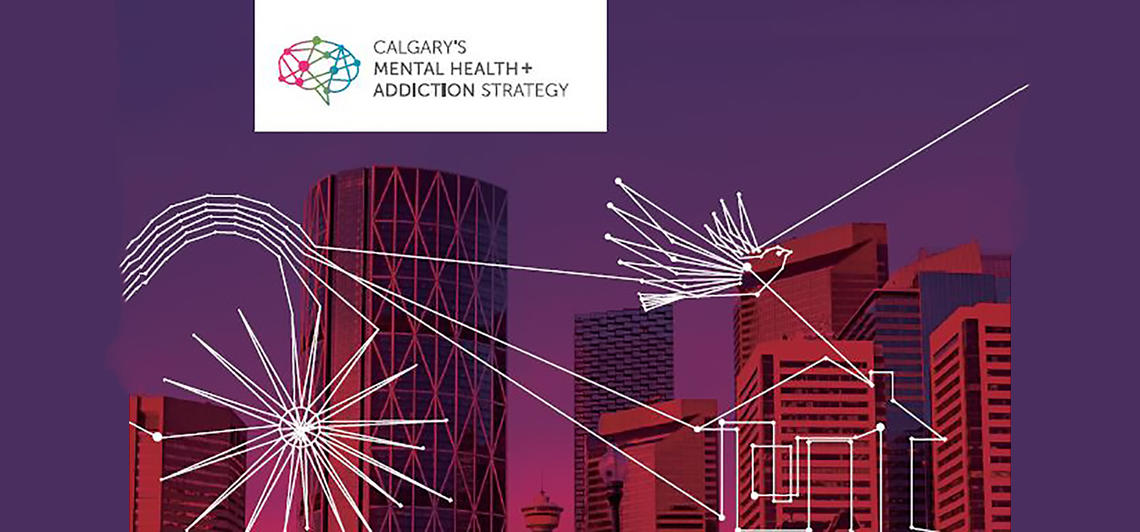 Connect the Dots: Supporting Mental Health in Calgary through Research
